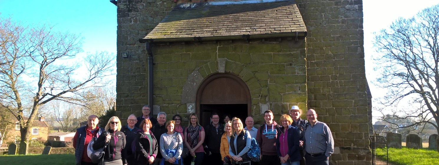 Wolds Welcome success paves the way for more church walks