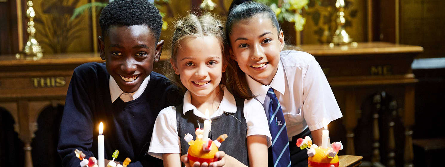 The Children's Society - Flexible Christingle/Doing Christingle differently