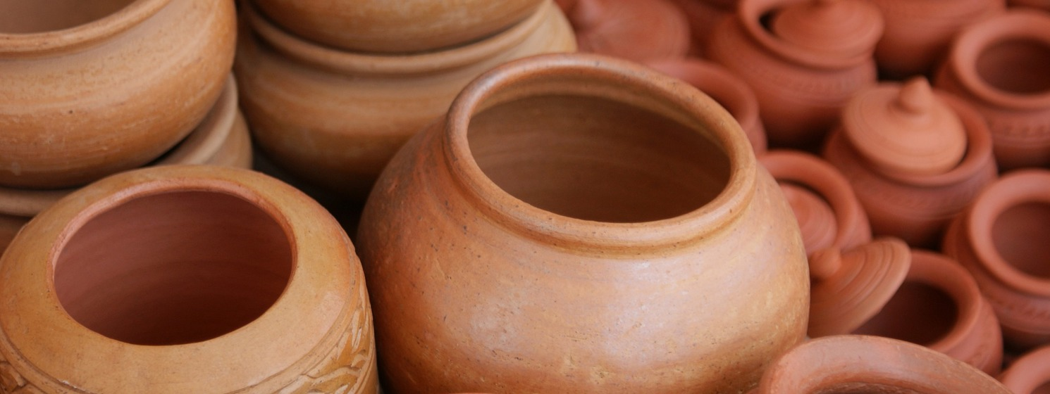 Treasure in Clay Jars - A celebration of healing and wholeness